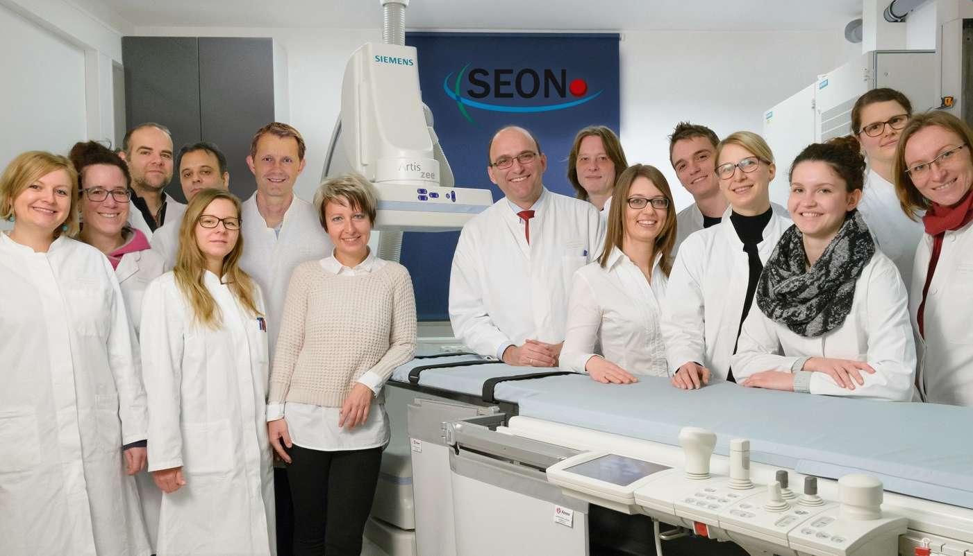 Team, Experimentelle Onkologie und Nanomedizin (SEON)