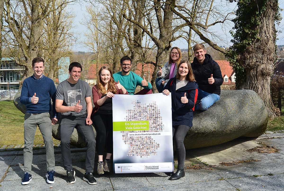 Stipendien der Ammon-Stiftung für die Hochschule Weihenstephan-Triesdorf